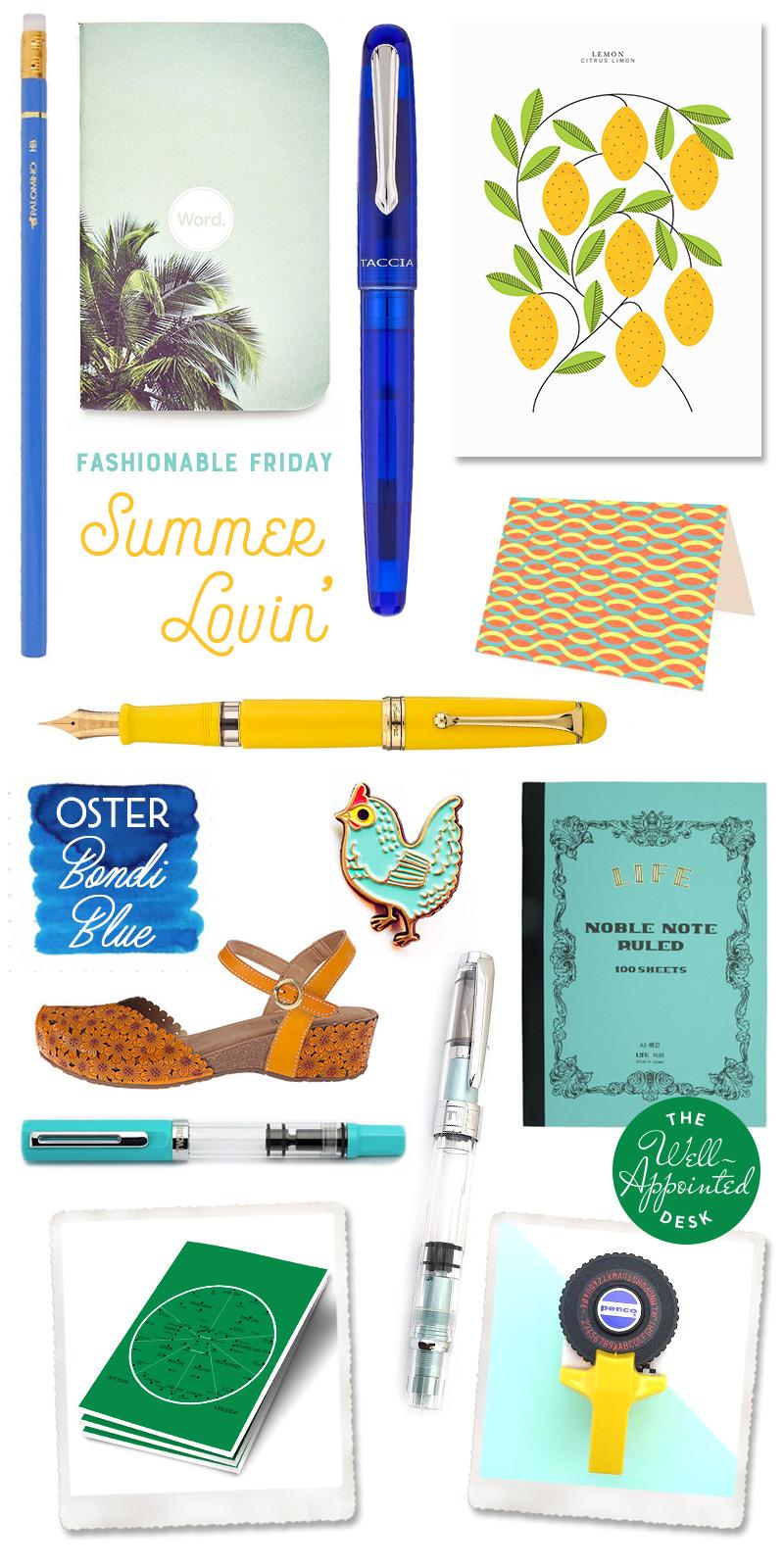 Fashionable Friday: Summer Lovin'