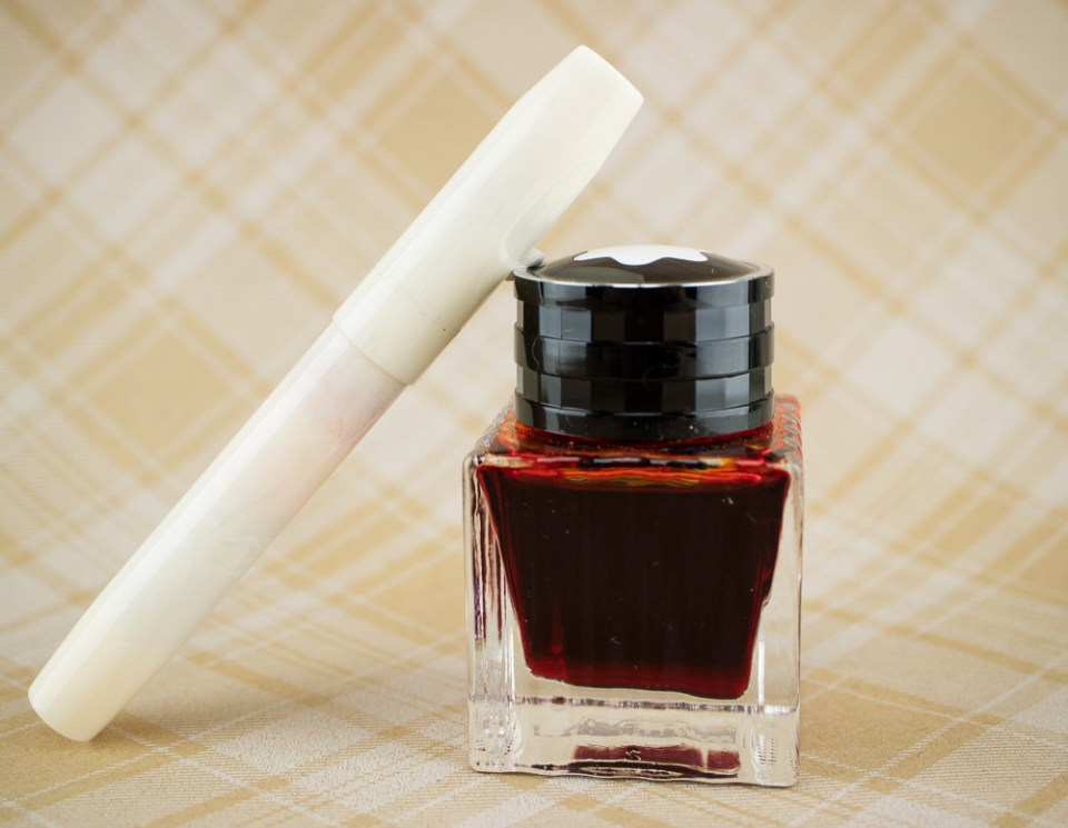 Ink Review: Montblanc Lucky Orange