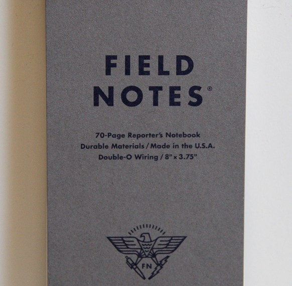 Notebook Review: Field Notes Byline