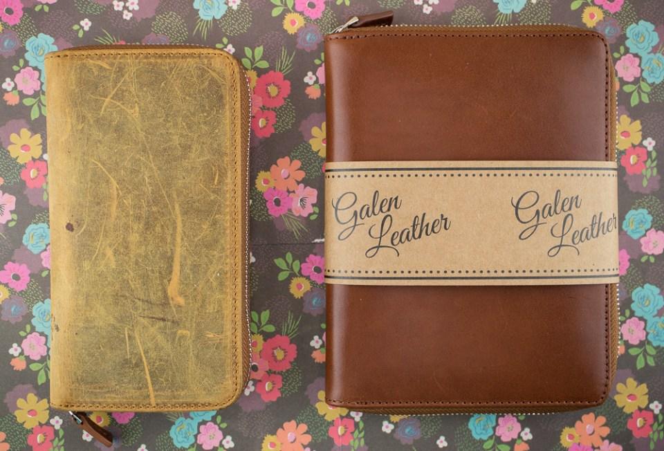 Review: Galen Leather Pen Cases