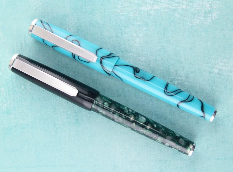 Tag Team Review: Karas Pen Co. Decograph Fountain Pen