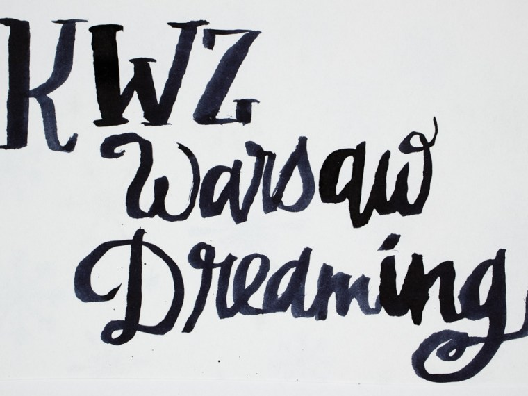 12 Days of Inkmas: KWZ Warsaw Dreaming