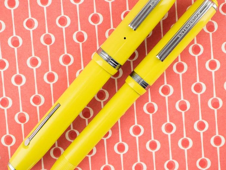 Eye Candy: Esterbrook Purse Pen Set