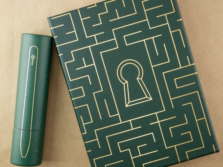 Preview: Baron Fig Lock & Key (Squire & Confidant Set)