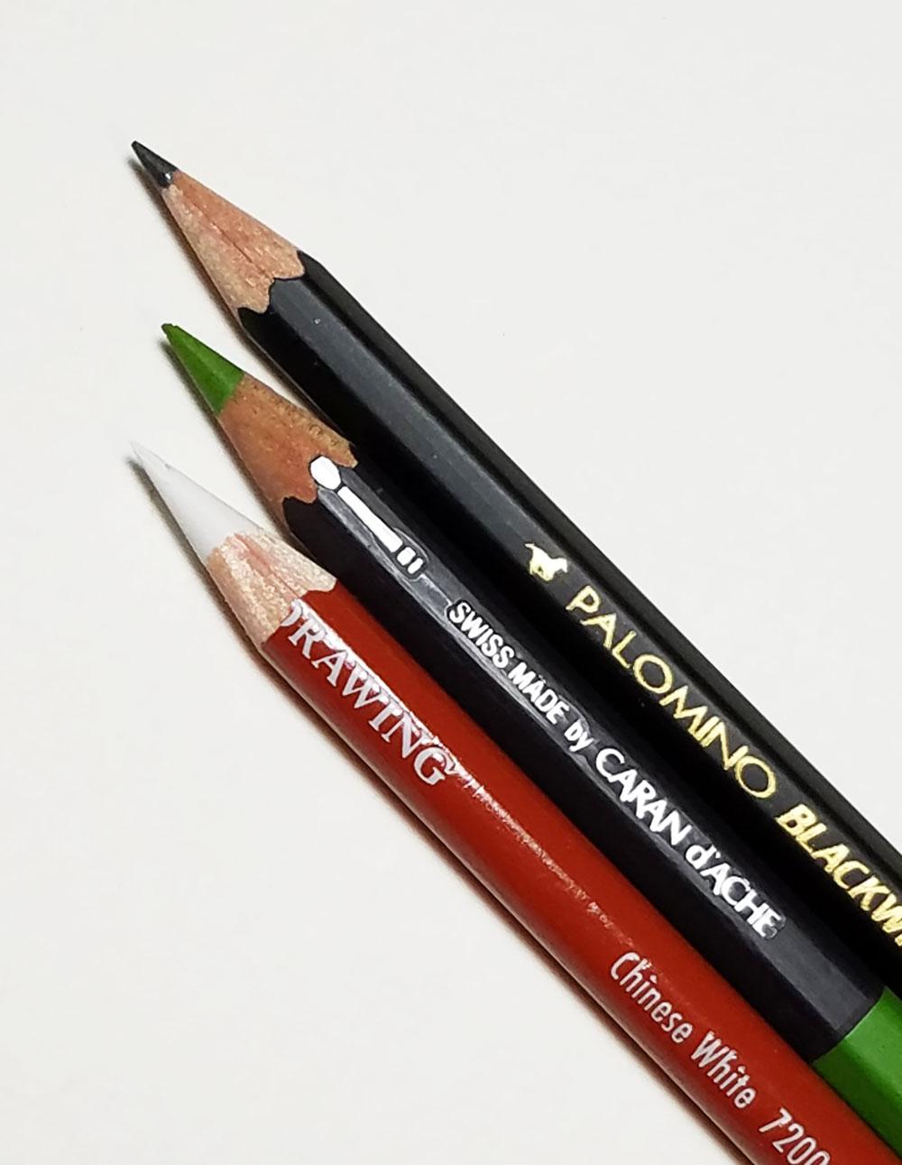 Kum Lefty pencil sharpener pencils tested