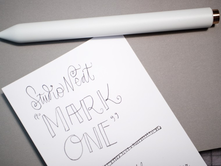 Kickstarter: Studio Neat Mark One Pen