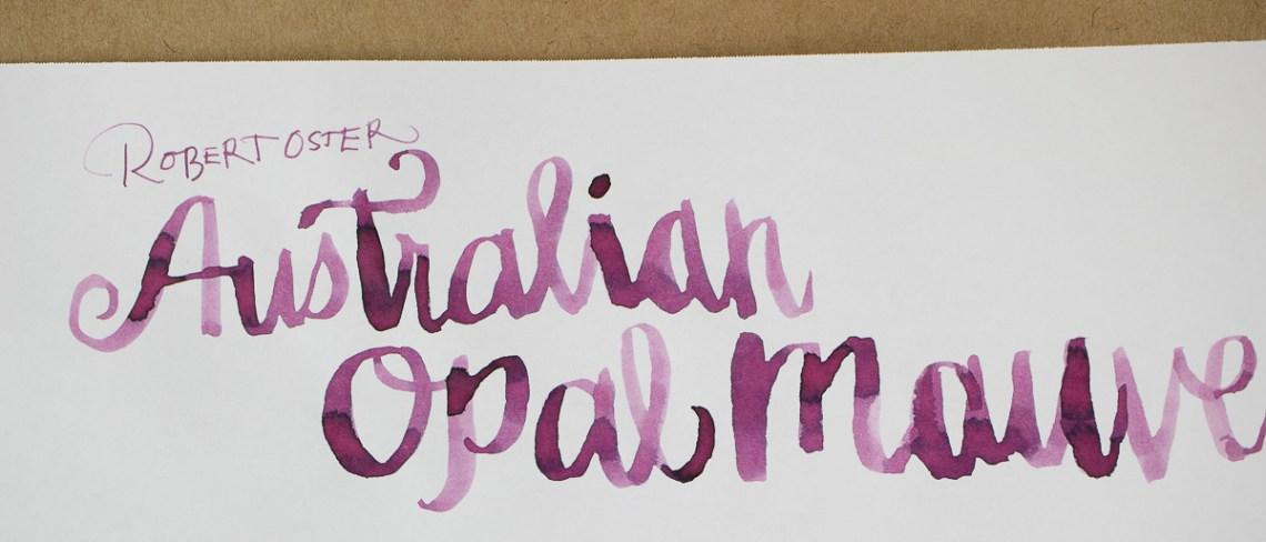 Robert Oster Australian Opal Mauve