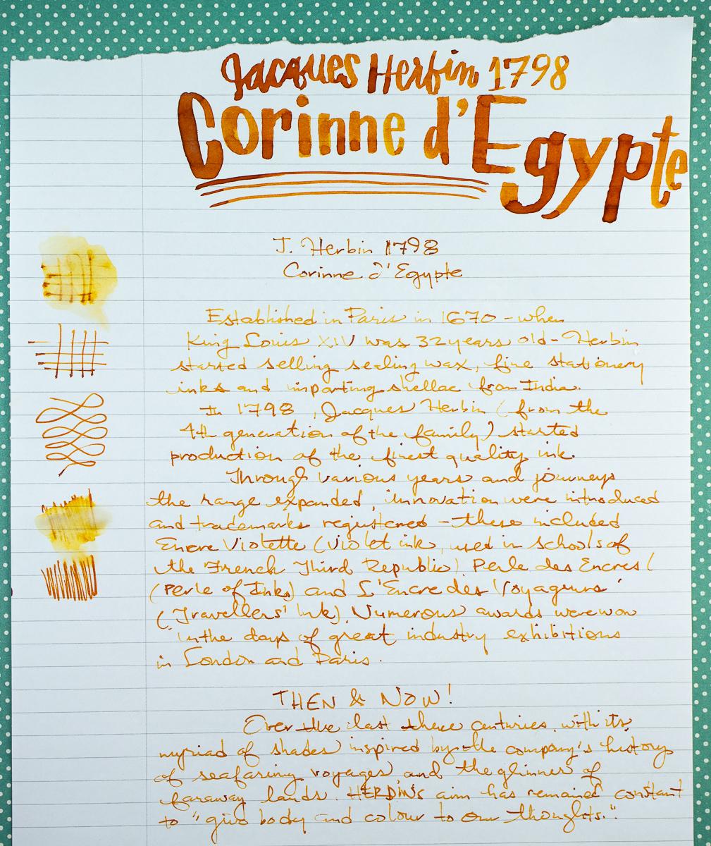 Jacques Herbin Cornaline d'Egypte