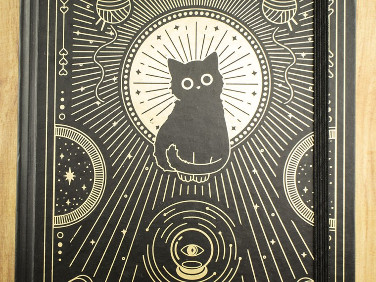 Notebook Review: Compoco Good Luck Cat Journal