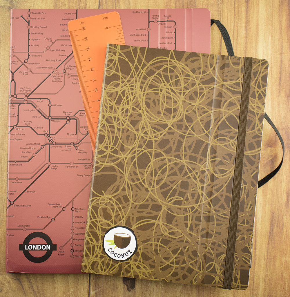 Notebook Review: Stifflexible V.2 Notebooks