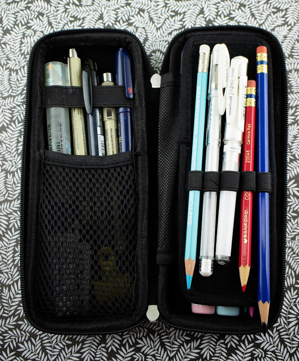 Hermit Shell Pen Case