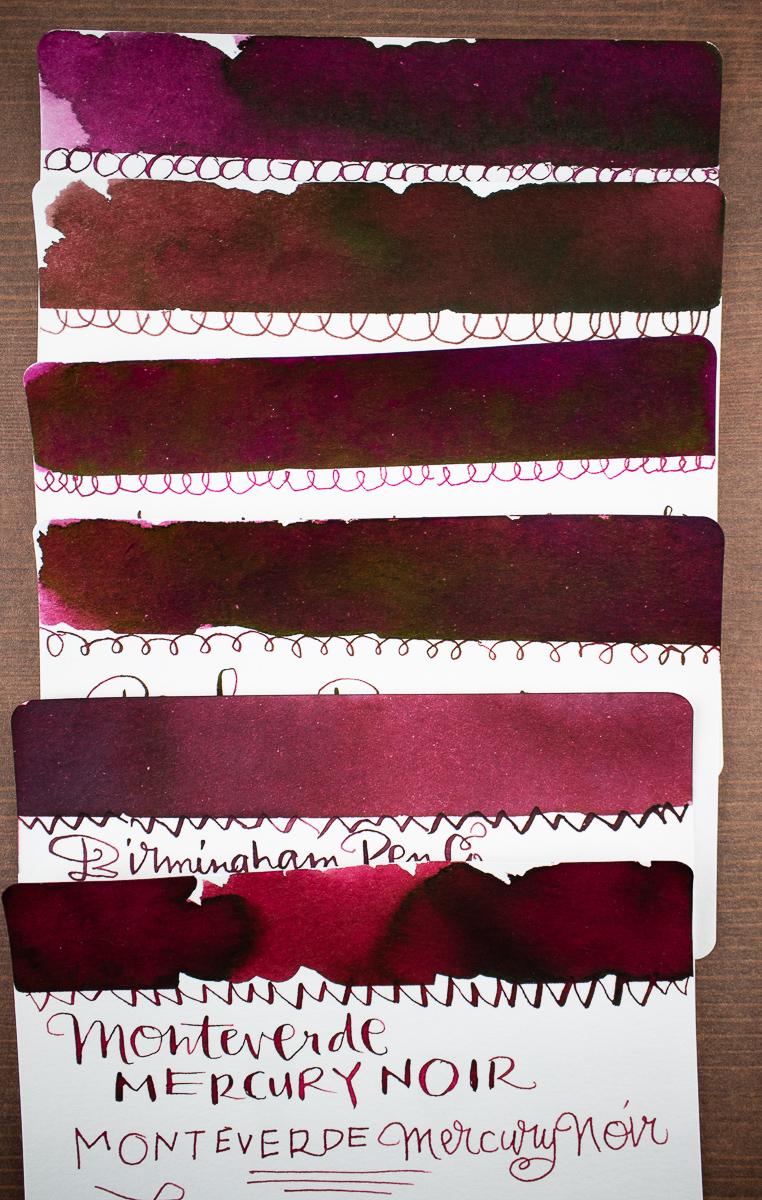 Taccia Ebi Red-Purple Comparison