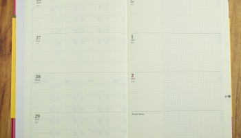 DIY Planner for the Midori Traveler's Notebook - The Well
