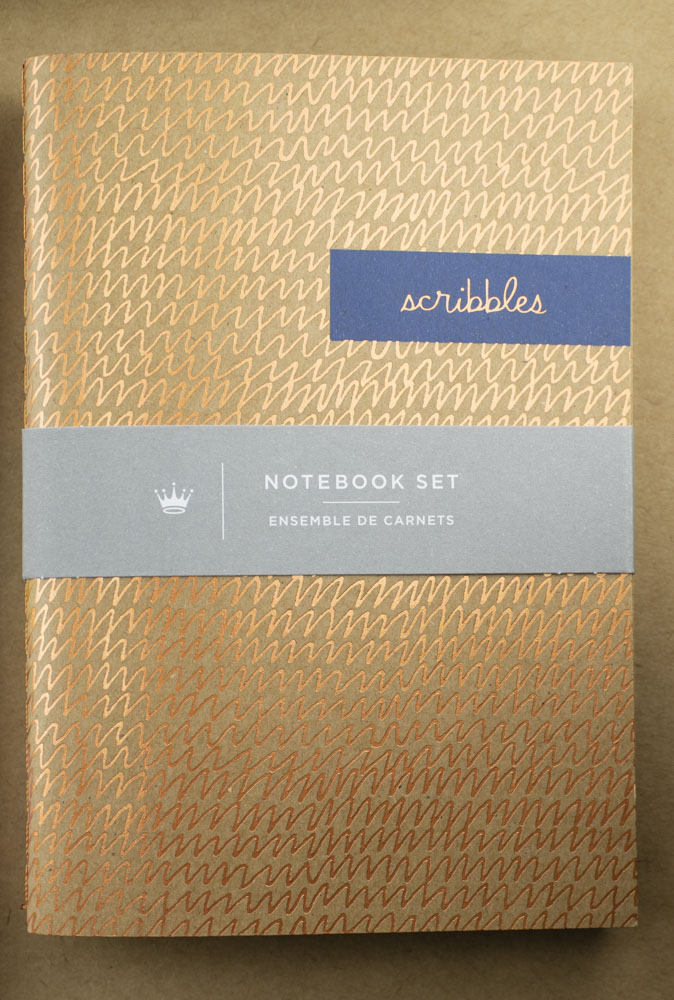 Scribbles Notebook Set