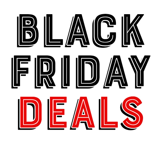 Black Friday Deals Round-Up