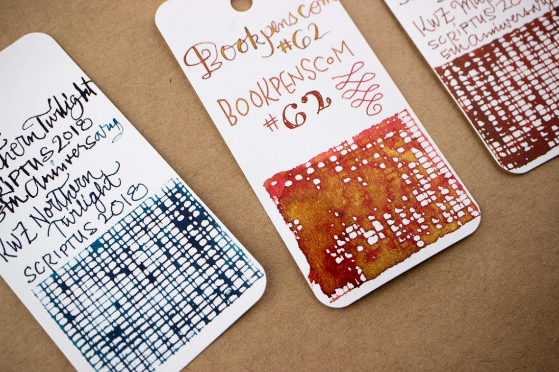 swatches stamps Col-o-ring