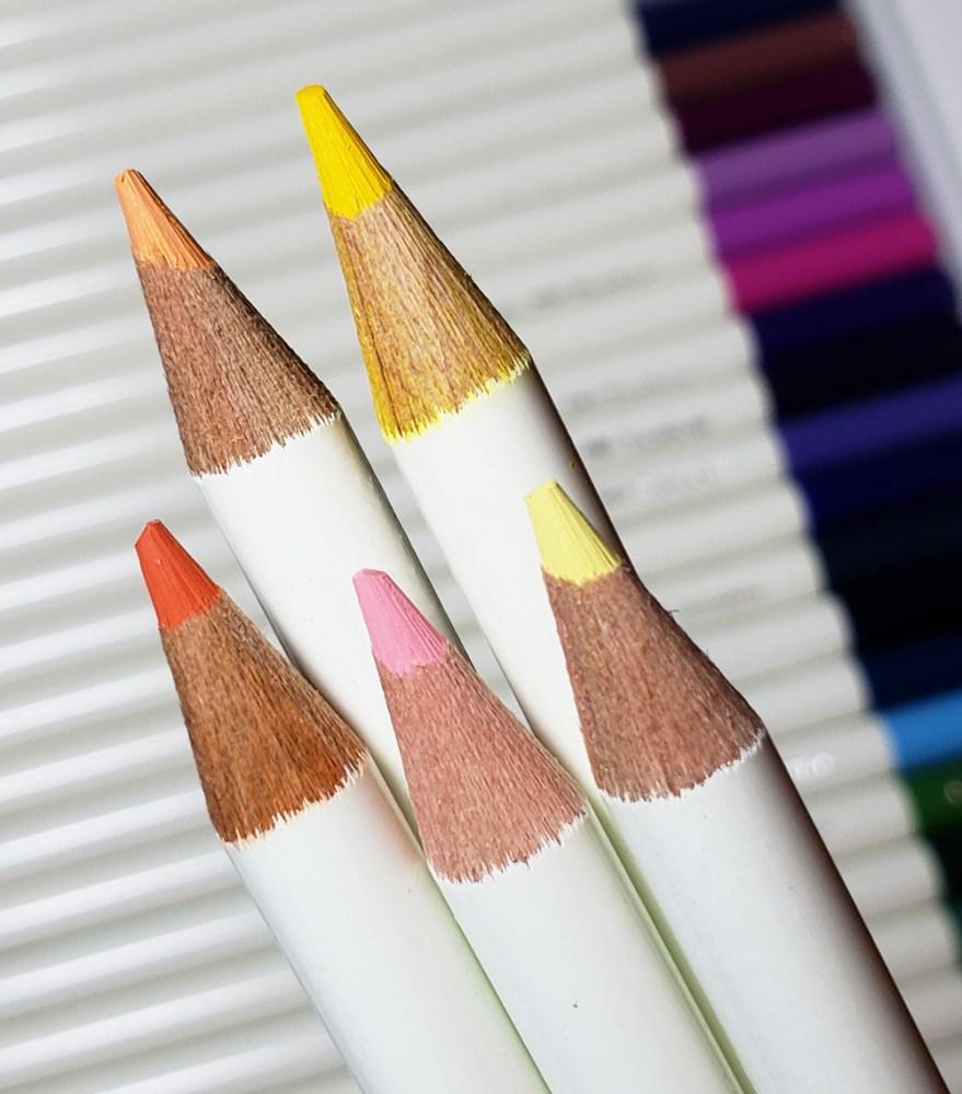 8 - pencil tips
