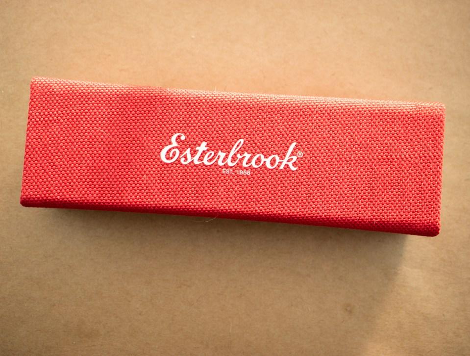 Esterbrook Phaeton packaging