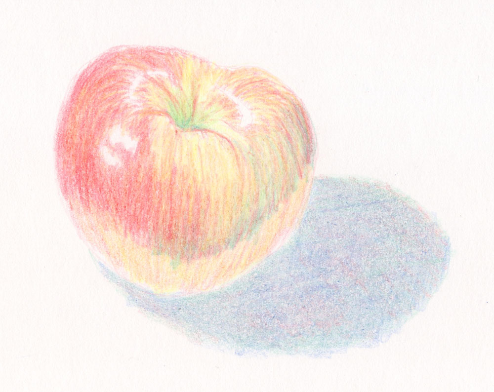 sketch sample scanned