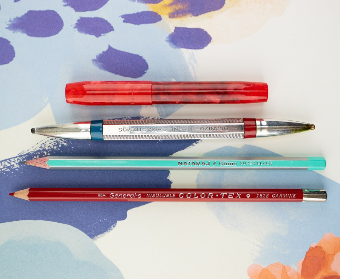 Atlanta Pen Show purchases 2019