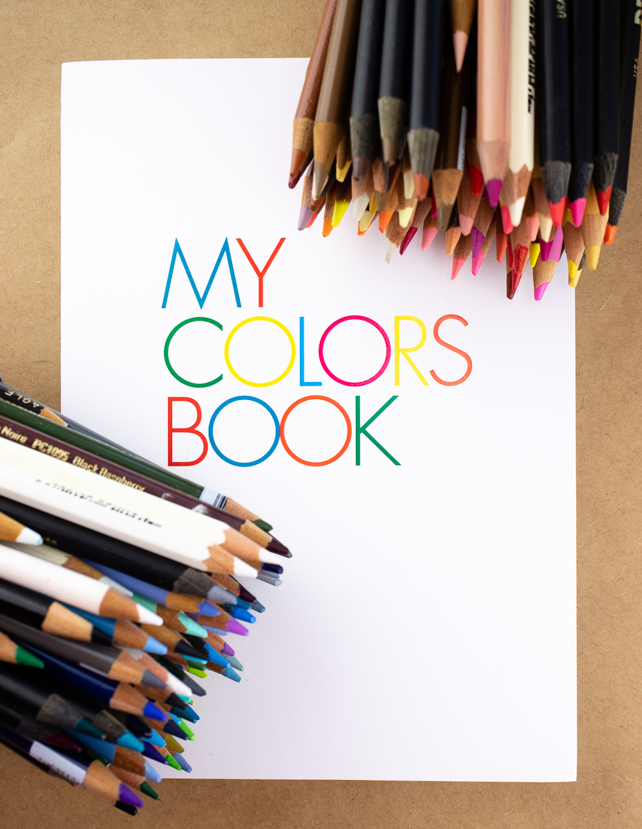 Notebook Review: NAVA Design My Colors Book