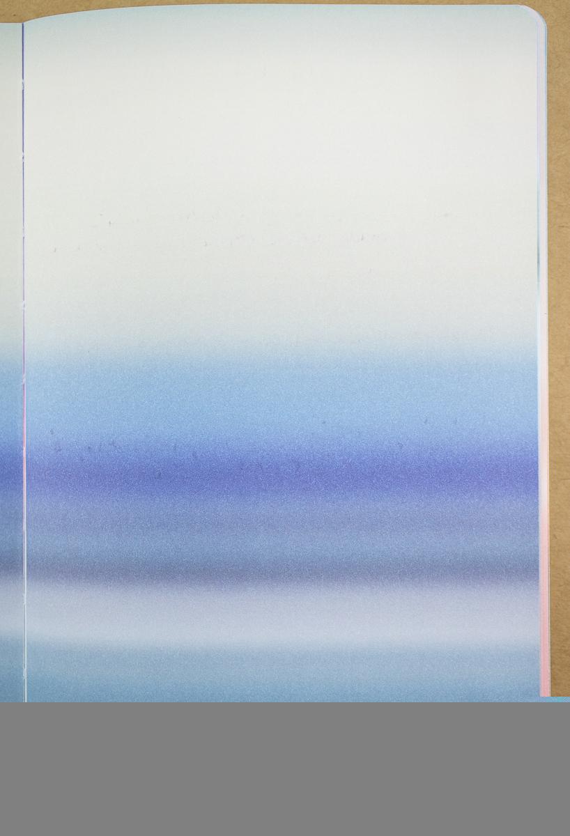 Nuuna Mood notebook writing sample reverse