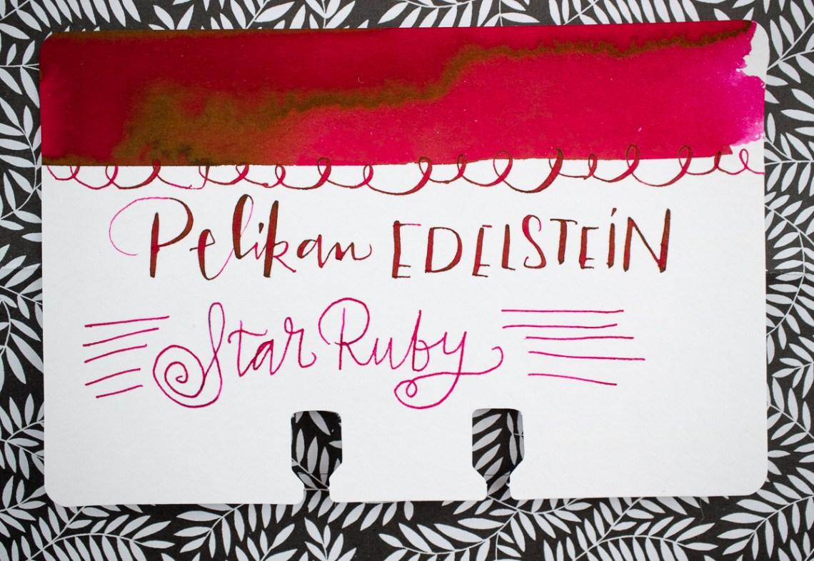 Pelikan Edelstein 2019 Star Ruby