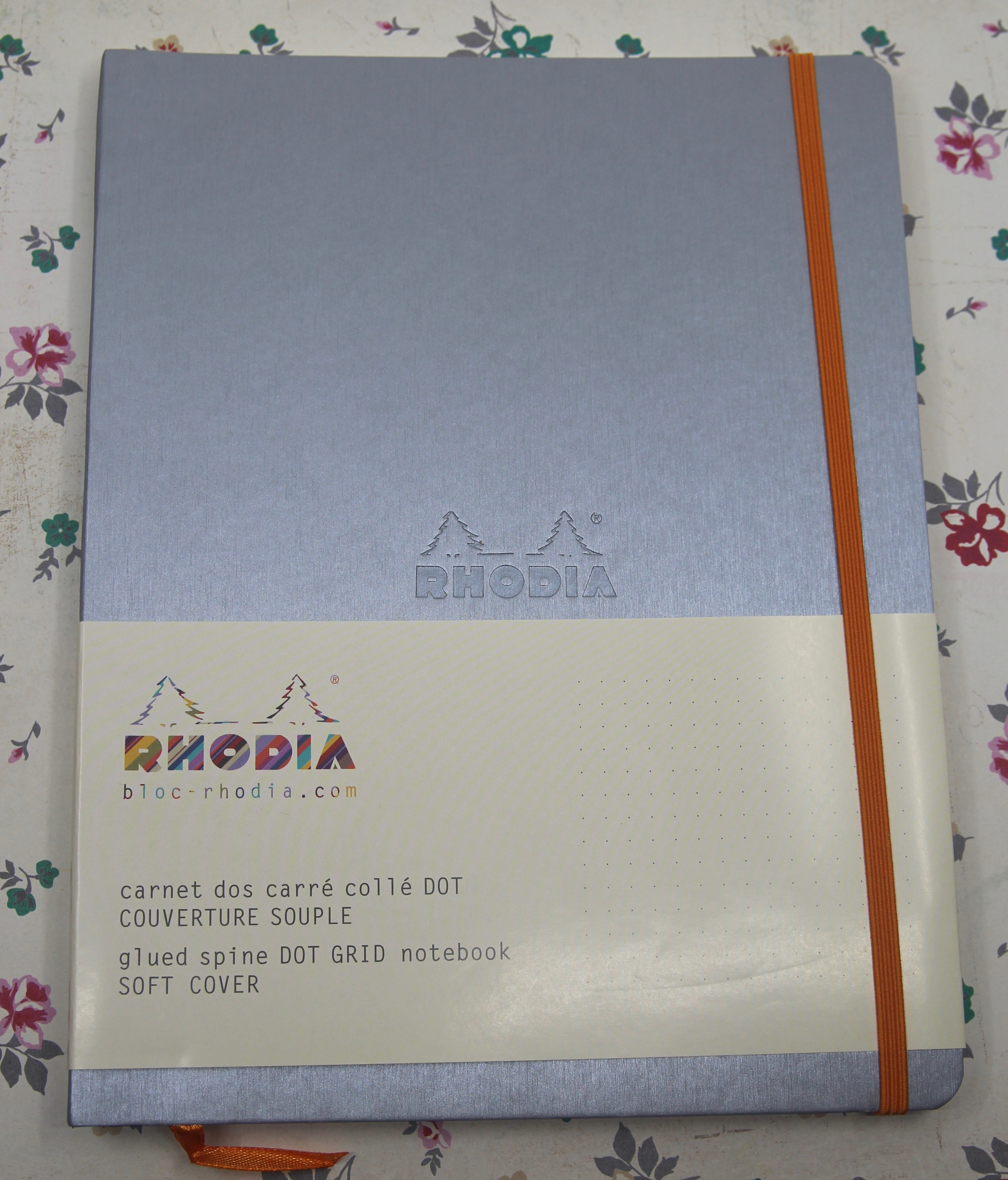 Notebook Review: Rhodia Soft Cover Rhodiarama, 7.5″ x 9.75″