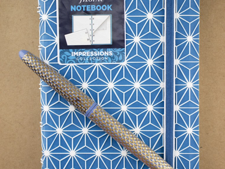 Notebook Review: Filofax Impressions Notebook
