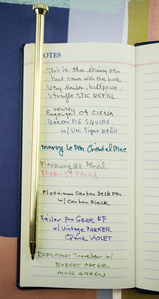 Notebook Review: Lett's Travel Journal - The Well-Appointed Desk
