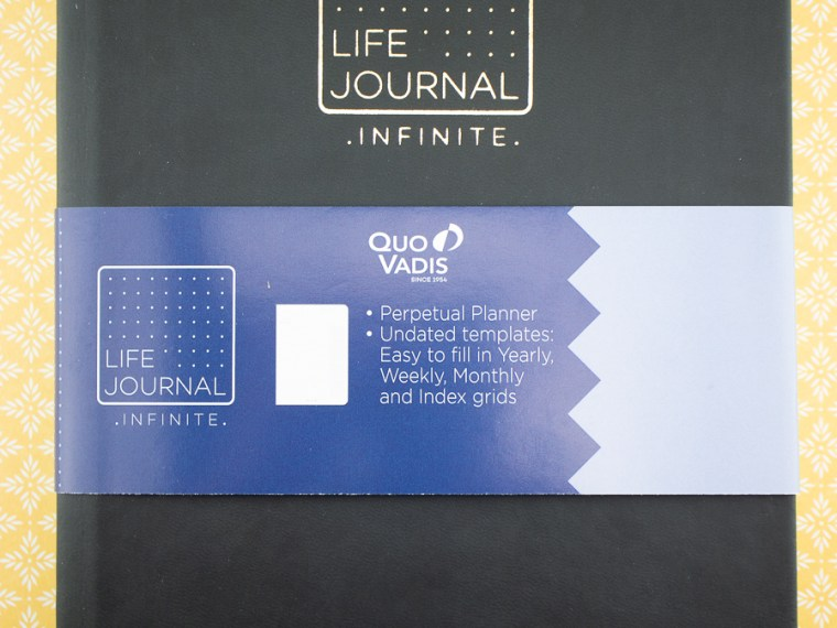 Notebook Review: Quo Vadis Life Journal