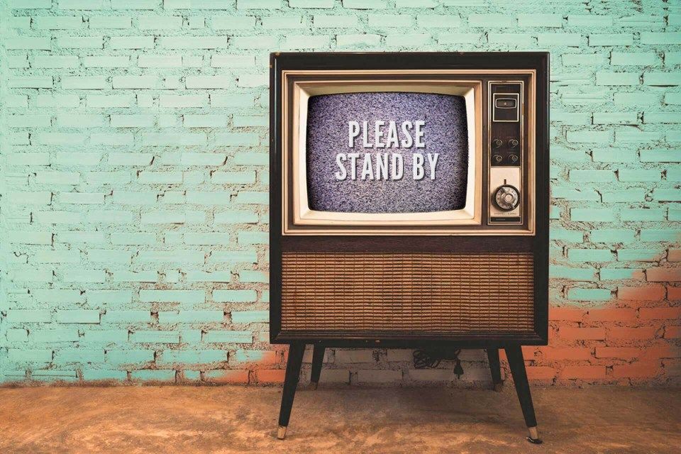 Please Stand By…