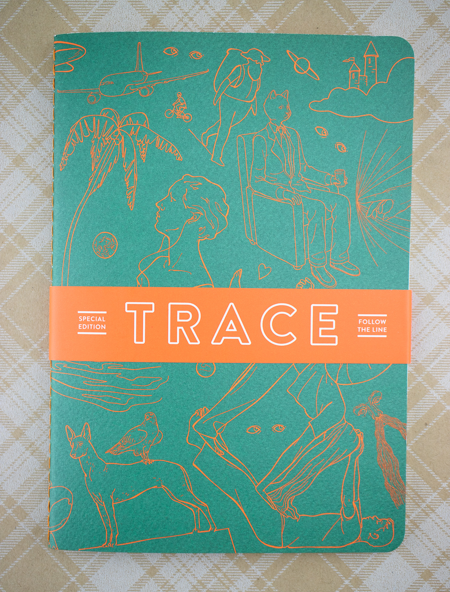 Baron Fig Trace Notebook