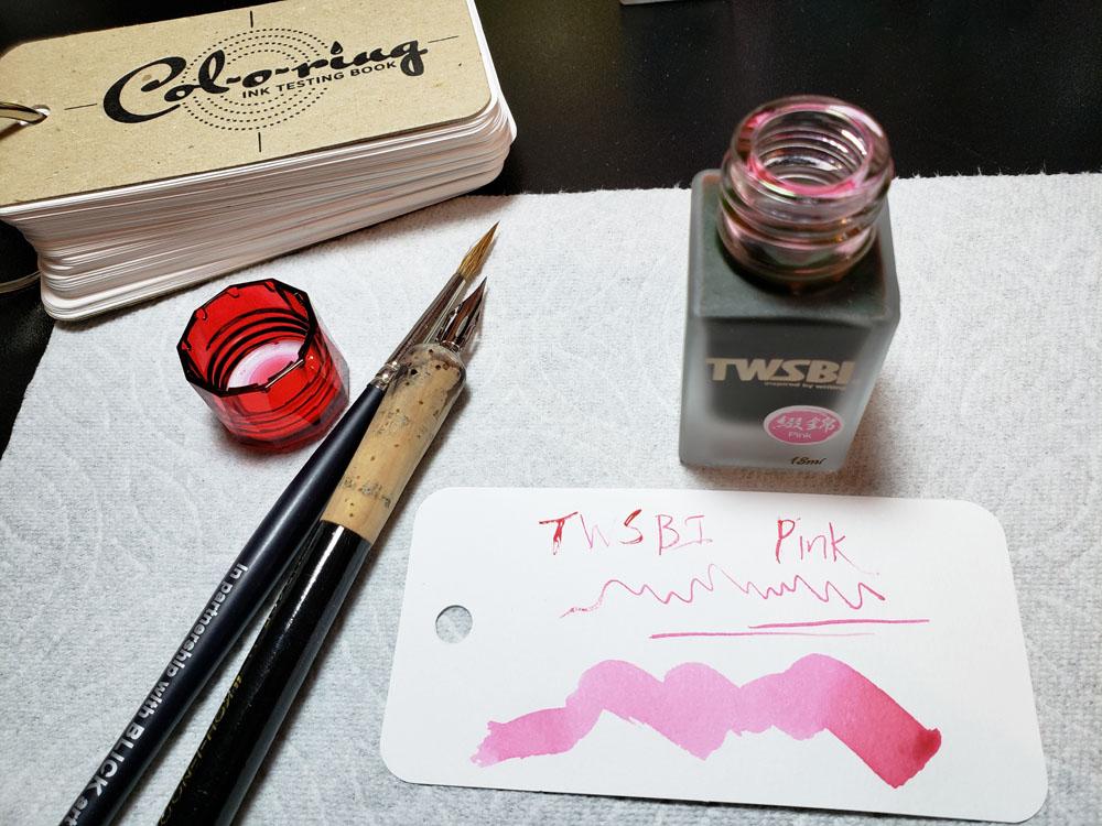 TWSBI Pink