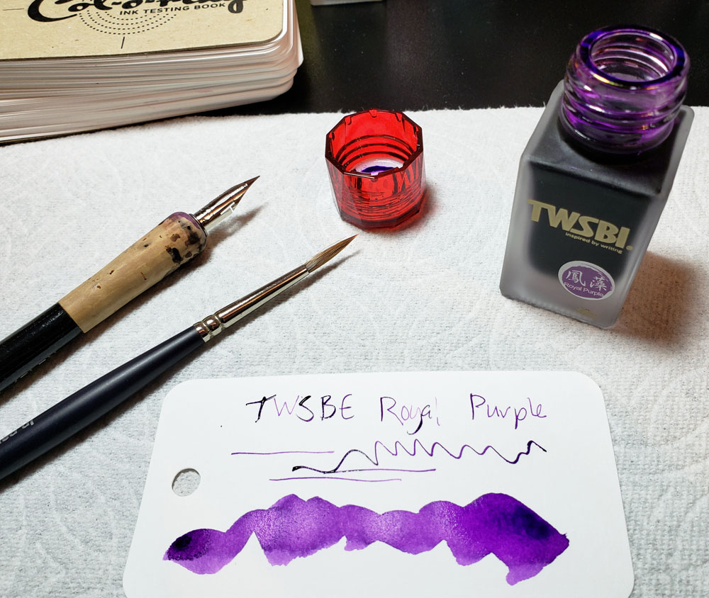 TWSBI Royal Purple