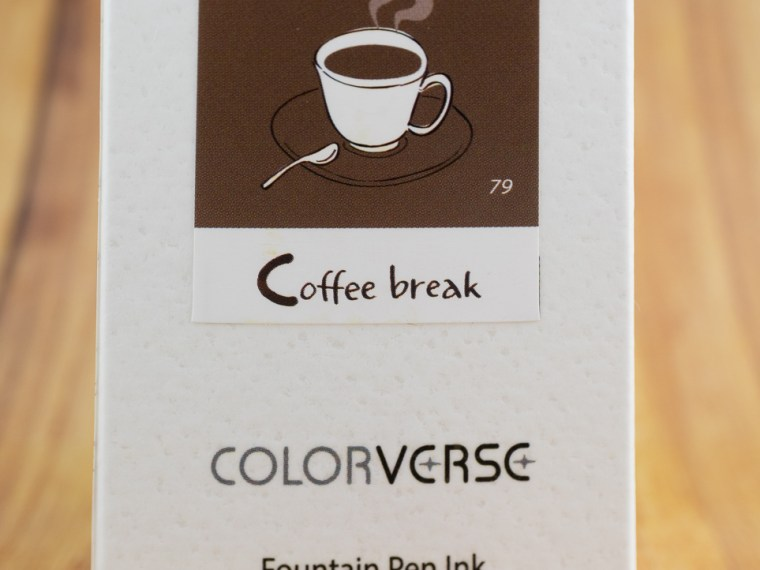 12 Days of Inkmas: Day 6 – Colorverse Joy in the Ordinary Edition Coffee Break