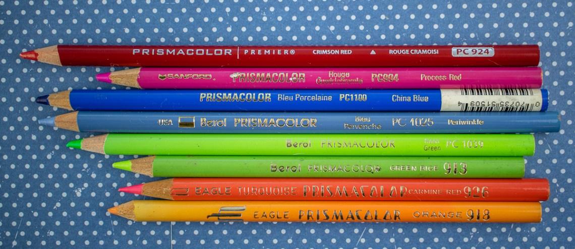 Prismacolor variations