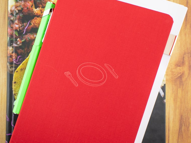 Notebook Review (and Giveaway): Baron Fig Savor