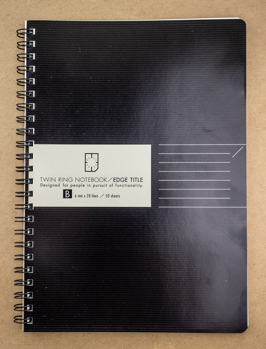 Kokuyo Systemic Cover Notebook