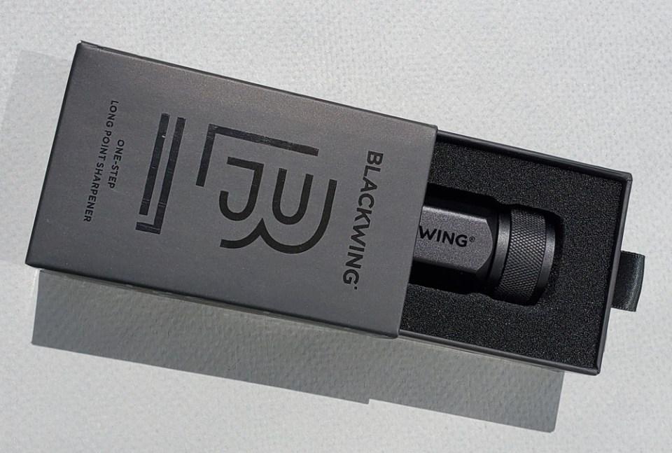 1 - sharpener in box