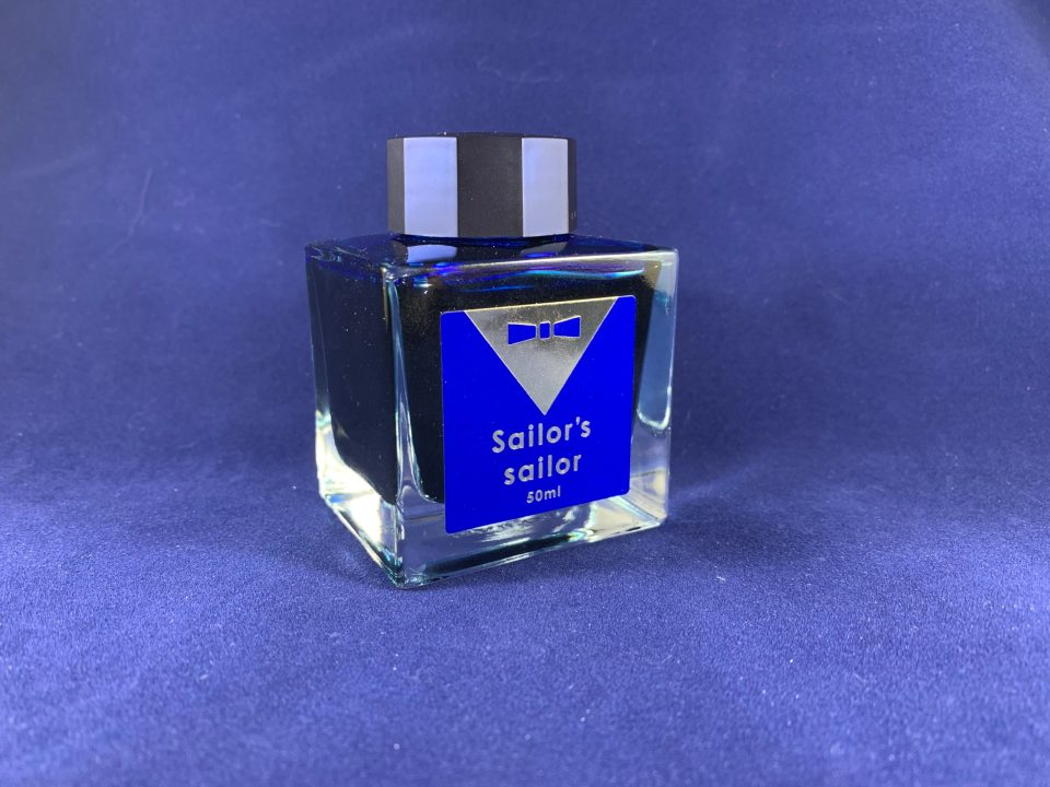 Ink Review: Sailor's Sailor