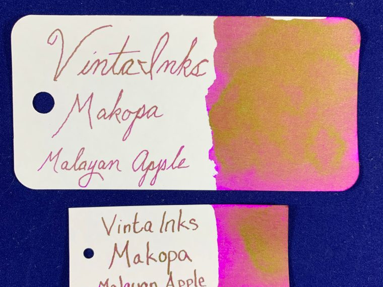 Ink Review: Vinta Inks Makopa