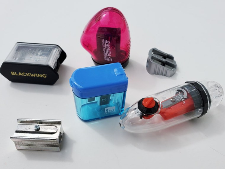 Sharpener Showdown: Handheld