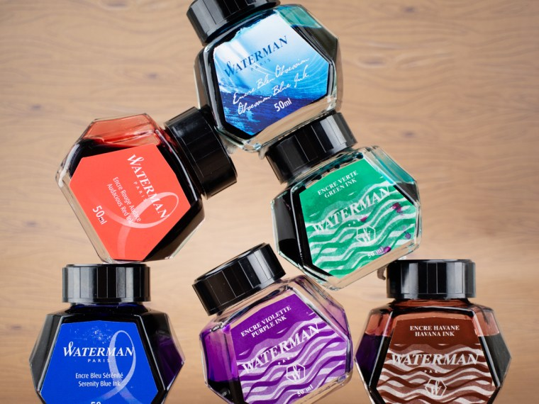Ink Overview: Waterman Inks
