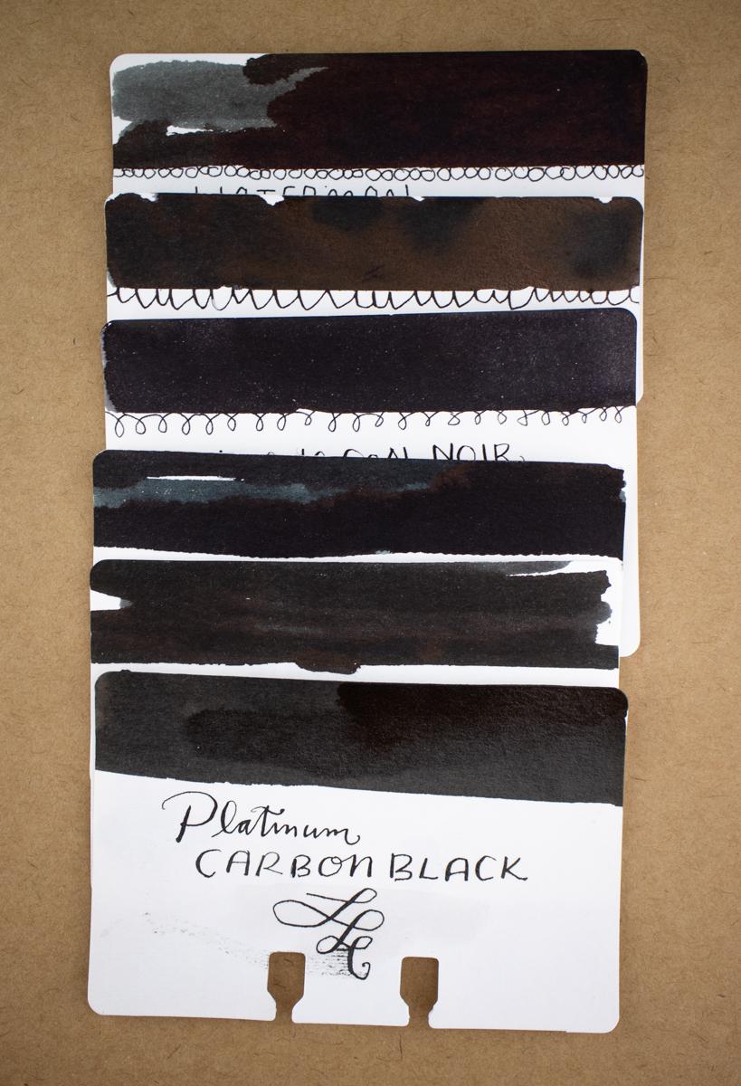Cross Black Comparison