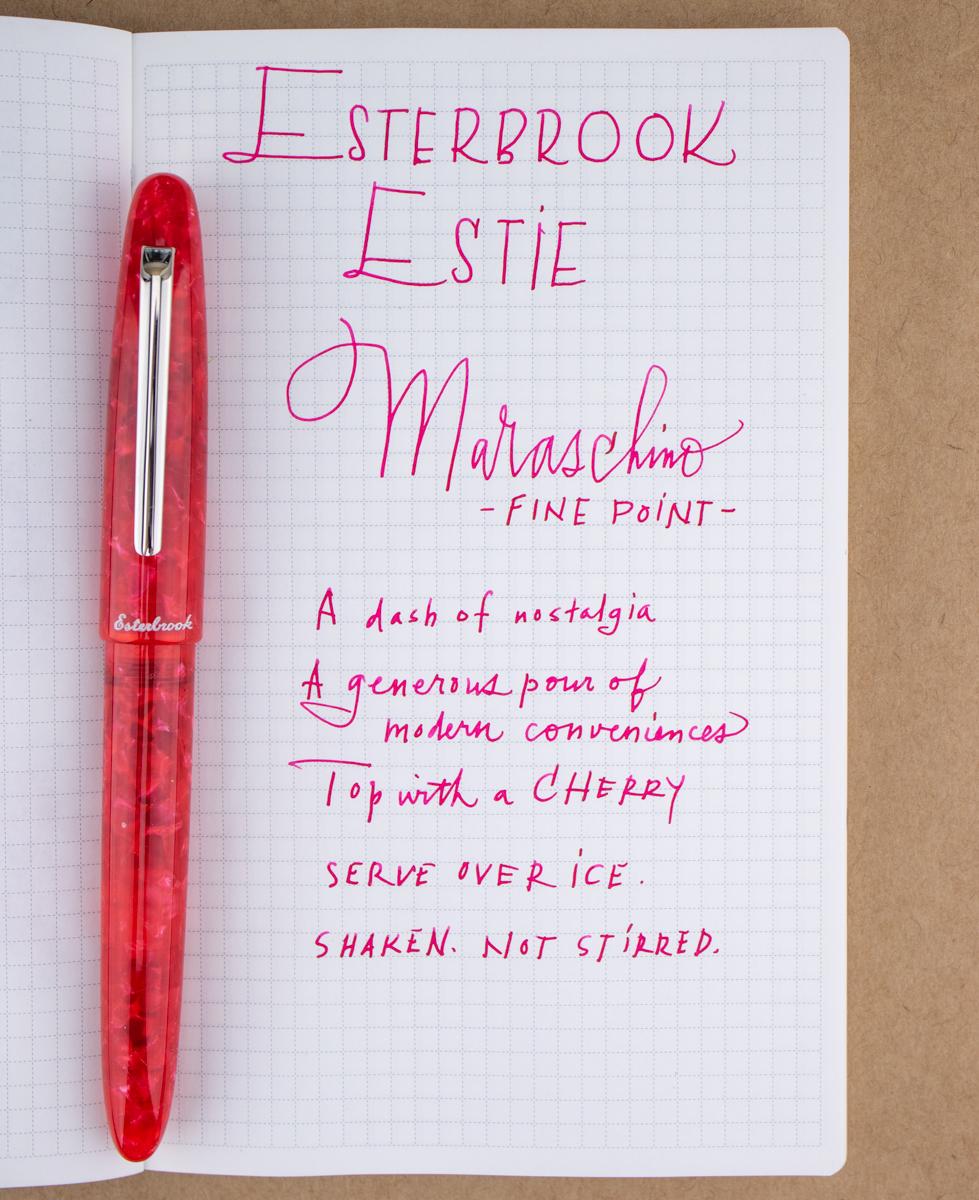 Estie Maraschino Writing Sample