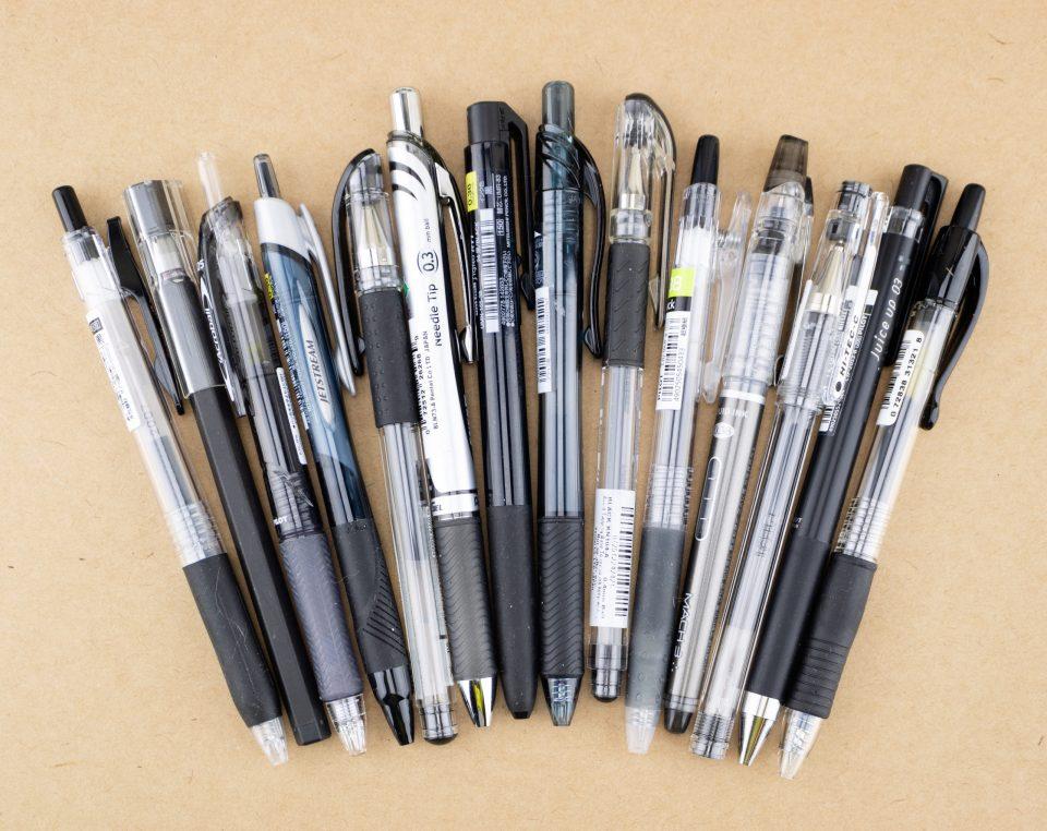 Best Micro Gel Pen: Choosing the Right One