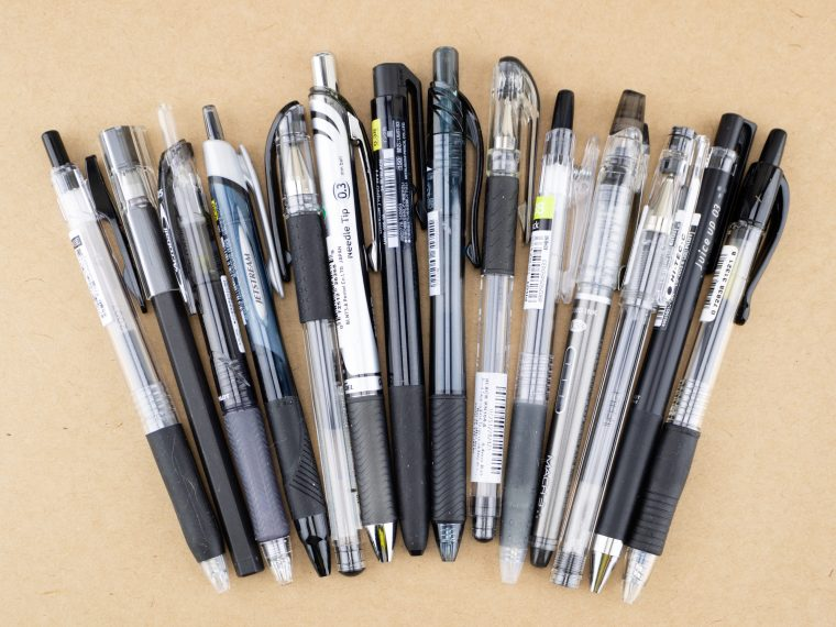 Best Micro Gel Pen: Choosing the Right One