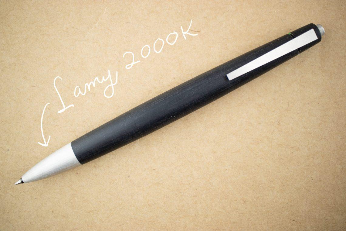 Lamy 2000 Multipen