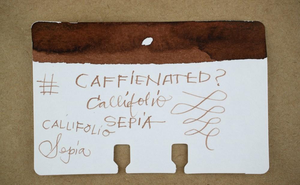 Callifolio Sepia